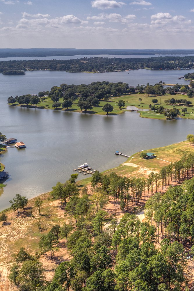 Aerial Photography at Mallards Cove in Bullard, TX - Matt Wood