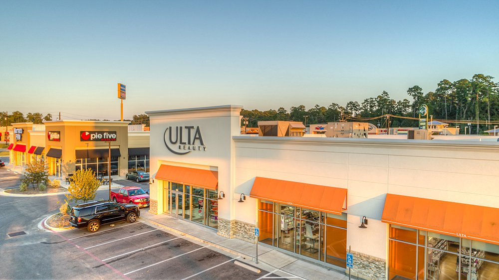 Aerial Photography - Ulta - 4411 S. Medford Dr. Lufkin, TX - Monica Robles - Colliers International