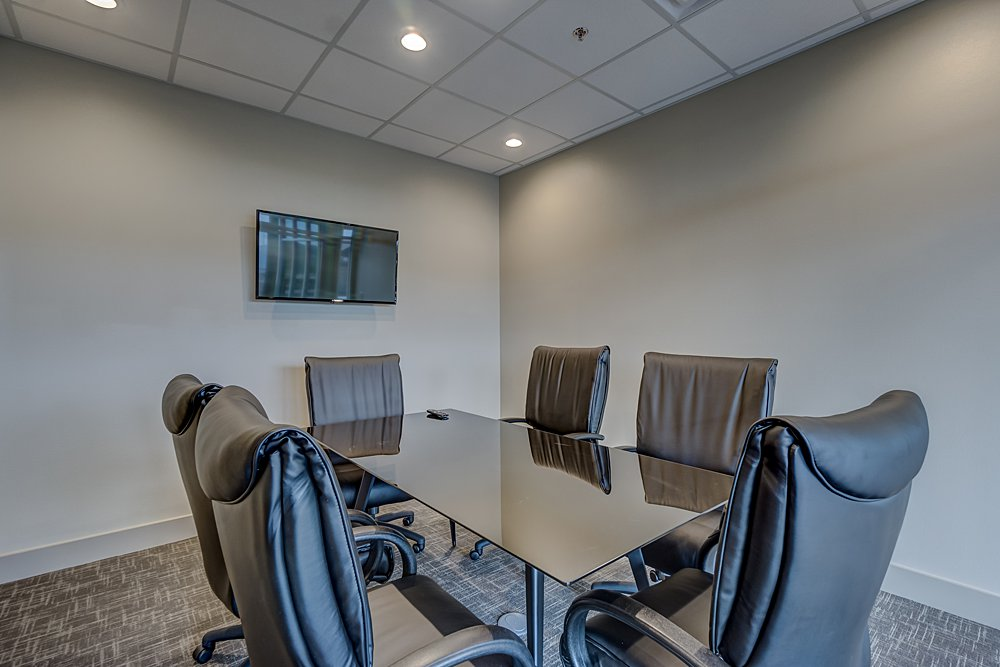 Conference Room - Commercial Real Estate - 7925 S. Broadway, Tyler, TX - Hagan Baker - Drake Real Estate