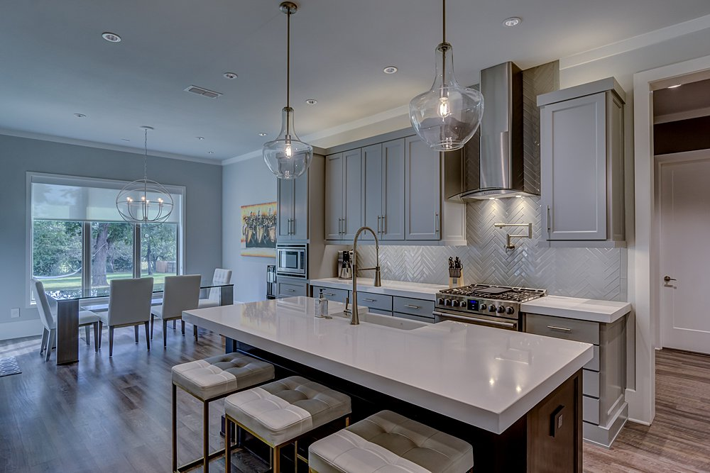 Kitchen - 300 Deer Crossing, Bullard Texas - Megan Clader