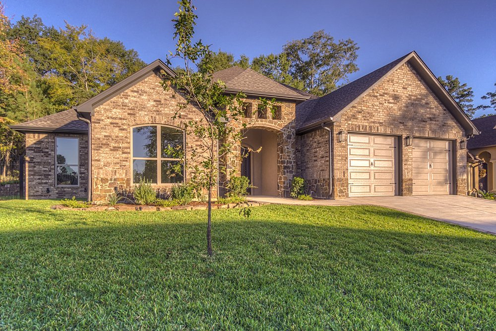 Exterior - 7559 Cross Gate, Tyler, TX - Chris Phillips - WP & Company