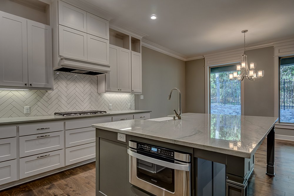 Kitchen - 7559 Cross Gate, Tyler, TX - Chris Phillips - WP & Company