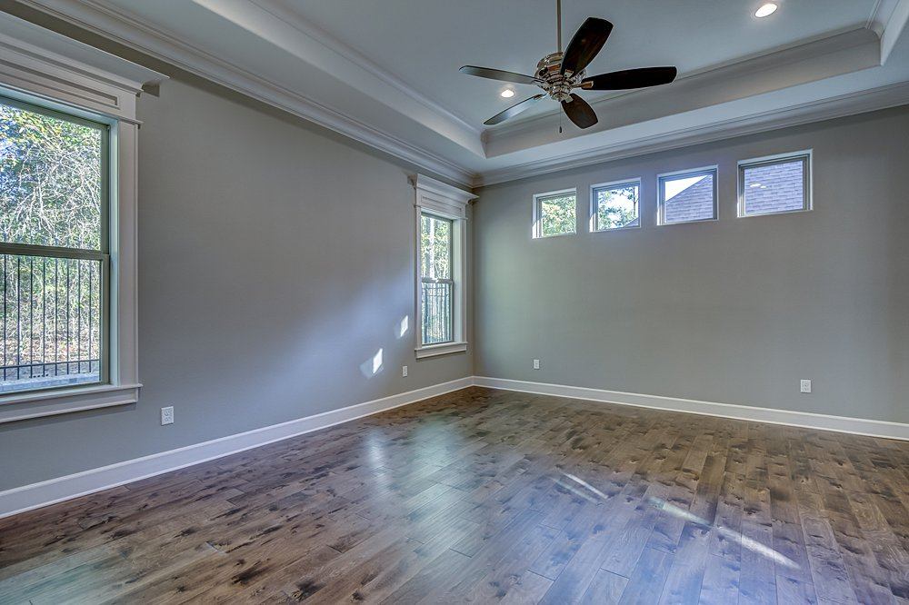 Master Bedroom - 7559 Cross Gate, Tyler, TX - Chris Phillips - WP & Company