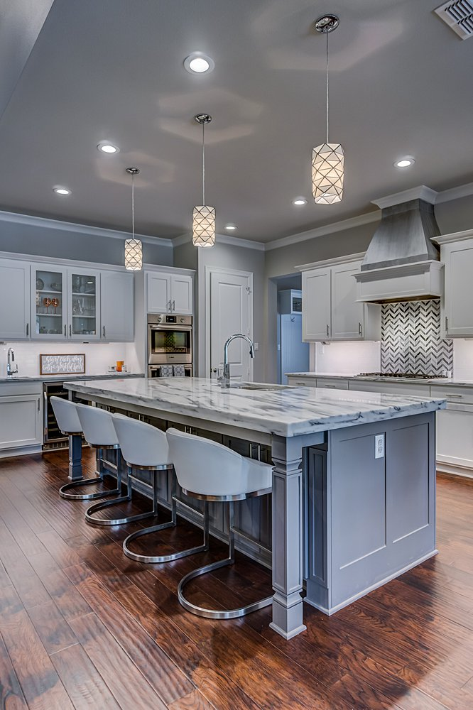 Kitchen - Longview, TX - Scott Hamilton Custom Builder