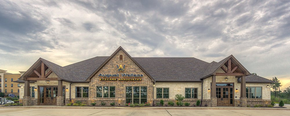 August Wallace Eyecare Associates - Longview, TX - Scott Hamilton Custom Builder