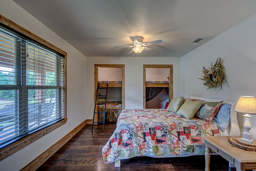 Bedroom - 12711 N Pointe Rd, Winona, TX - Pat Allen - Coldwell Banker