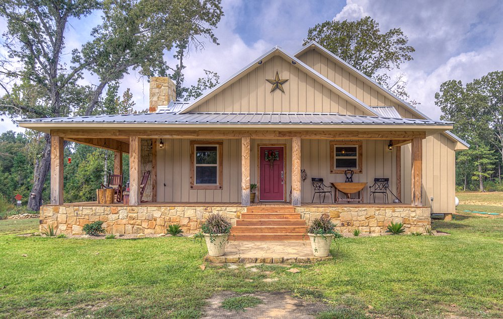 Exterior - 12711 N Pointe Rd, Winona, TX - Pat Allen - Coldwell Banker