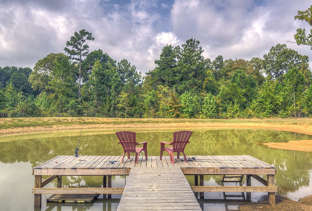 Pond - 12711 N Pointe Rd, Winona, TX - Pat Allen - Coldwell Banker